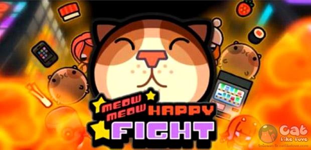[Free App] Meow Meow Happy Fight...ยิงรัวอย่าได้ท้อ สู้ต่อไปนะเจ้าแมวเหมียว!!!