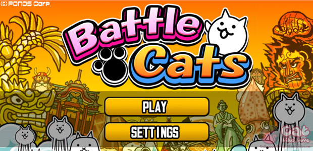 [Free App] สงคราม Battle Cats เอาชนะให้ได้ด้วยพลังเมี๊ยววว
