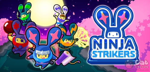 [Free App] LINE Ninja Strikers เกมนินจาหนูจี๊ดๆ ล่าแมวเหมียว
