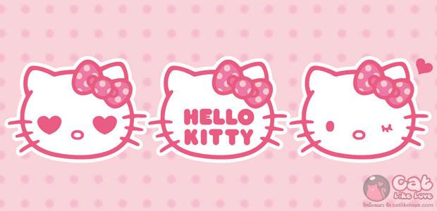 [Knw] มาทำความรู้จัก HELLO KITTY แมวเหมียวสีขาวกันดีกว่า